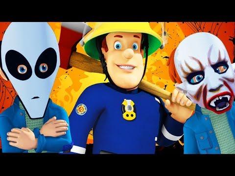 Sam le pompier francais 2017 jeux d 39 espion pisode doovi - Sam le pompier dessin anime en francais ...