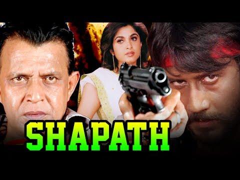 Shapath (1997) Full Hindi Movie   Mithun Chakraborty, Jackie Shroff, Harish, Ramya Krishna