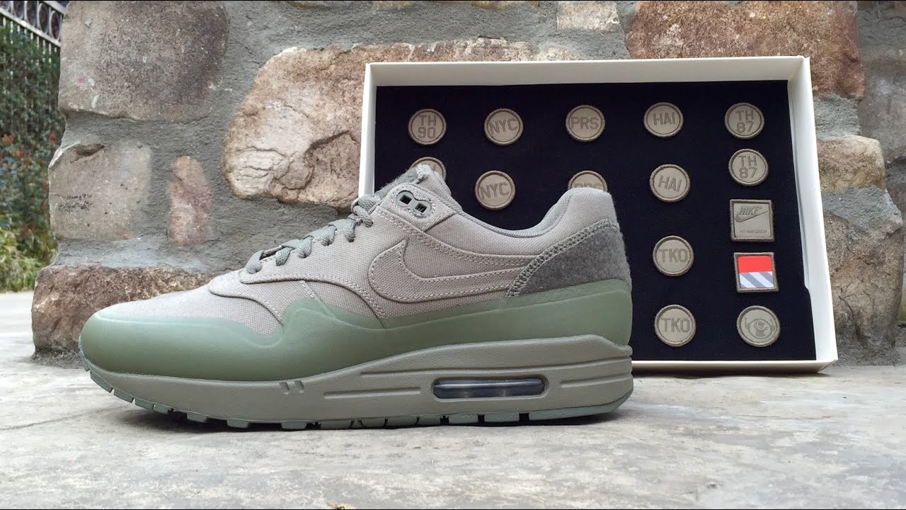 How to Identify Fake Cheap Nike Air Max 1 Sneakers