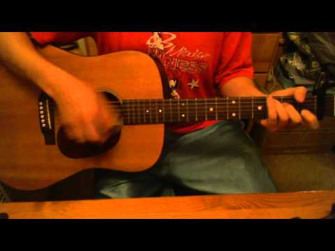 GROUPLOVE - Tongue Tied - Acoustic Guitar and Vocals Cover