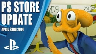PlayStation Store Highlights - 23rd April 2014