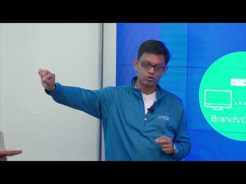 Juniper Networks Engineering Simplicity for SDN with Bikash Koley