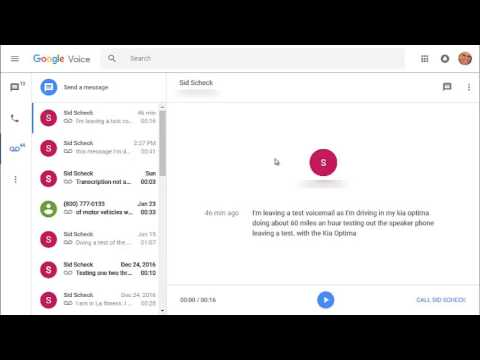 Google voice and downloading voicemail messages youtube google voice and downloading voicemail messages m4hsunfo