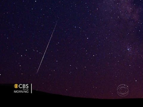 What's the best time to watch the Perseid meteor shower?