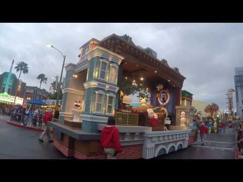 Superstar Parade in Universal Studios, Florida - HD quality