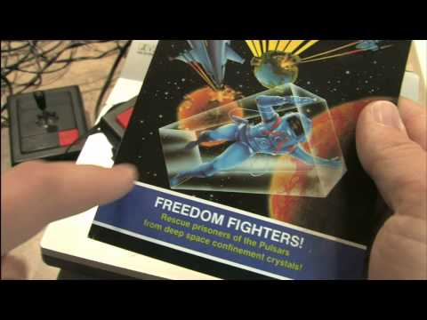 Classic Game Room - FREEDOM FIGHTERS! Magnavox Odyssey 2