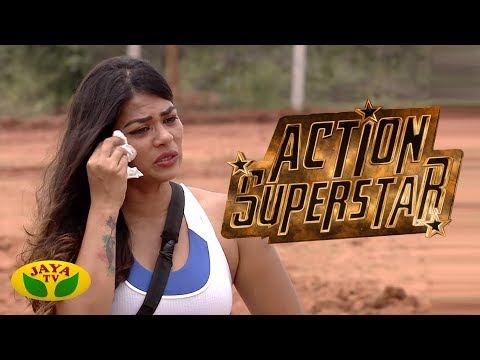 Action Super Star | Episode 17 promo | Ganesh Venkatram | Jaya TV  Action SuperStar is a fun filled and also a thrill action show Hosted by actor and model Ganesh Venkatraman. This show's contestants are a set of young and energetic girls. On every week basis Ganesh Venkatraman conducts various thrilling and exciting games and the based on the girls' performances in the tasks they are provided with marks. This is a kind of series show with continuity. This game show is yet more interesting as it is conducted mostly in various attractive outdoor locations.  SUBSCRIBE to get more videos  https://www.youtube.com/user/jayatv1999  Watch More Videos Click Link Below  Facebook - https://www.facebook.com/JayaTvOffici...  Twitter - https://twitter.com/JayaTvOfficial  Instagram - https://www.instagram.com/jayatvoffic... Category Entertainment    Nalai Namadhe :          Alaya Arputhangal - https://www.youtube.com/playlist?list=PLljM0HW-KjfovgoaXnXf53VvqRz_PxjjO          En Kanitha Balangal - https://www.youtube.com/playlist?list=PLljM0HW-KjfoL5tH3Kg1dmE_T7SEpR1J2          Nalla Neram - https://www.youtube.com/playlist?list=PLljM0HW-KjfoyEm5T9vnMMmetxp4lMfrU           Varam Tharam Slogangal - https://www.youtube.com/playlist?list=PLljM0HW-KjfrPZXoXHhq-tTyFEI9Otu8P           Valga Valamudan - https://www.youtube.com/playlist?list=PLljM0HW-KjfqxvWw7jEFi5IeEunES040-          Bhakthi Magathuvam - https://www.youtube.com/playlist?list=PLljM0HW-KjfrT5nNd8hUKoD49YSQa-2ZC          Parampariya Vaithiyam - https://www.youtube.com/playlist?list=PLljM0HW-Kjfq7aKA2Ar4yNYiiRJBJlCXf  Weekend Shows :           Kollywood Studio - https://www.youtube.com/playlist?list=PLljM0HW-Kjfpnt9QDgfNogTN66b-1g_T_         Action Super Star - https://www.youtube.com/playlist?list=PLljM0HW-Kjfpqc32kgSkWgCju-kGDWhL7         Killadi Rani - https://www.youtube.com/playlist?list=PLljM0HW-KjfrSjkWIvbThxx7C9vwe5Vhv         Jaya Star Singer 2 - https://www.youtube.com/playlist?list=PLljM0HW-KjfoOaotcyX3TvhjuEJgGEuEE          Program Promos - https://www.youtube.com/playlist?list=PLljM0HW-KjfqeGwhWF4UlIMTB7xj_o38G        Sneak Peek - https://www.youtube.com/playlist?list=PLljM0HW-Kjfr_UMReYOrkhfmYEbgCocE4   Adupangarai :        https://www.youtube.com/playlist?list=PLljM0HW-Kjfpl9ndSANNVSAgkhjm-tGRJ       Kitchen Queen - https://www.youtube.com/playlist?list=PLljM0HW-KjfqKxPq0lVYJWaUhj9WCSPZ7       Teen Kitchen - https://www.youtube.com/playlist?list=PLljM0HW-KjfqmQVvaUt-DP5CETwTyW-4D        Snacks Box - https://www.youtube.com/playlist?list=PLljM0HW-KjfqDWVM-Ab0fwHq-5IHr9aYo       Nutrition Diary - https://www.youtube.com/playlist?list=PLljM0HW-KjfpczntayxtWflRzGK7sDHV        VIP Kitchen - https://www.youtube.com/playlist?list=PLljM0HW-KjfqASHPpG3Er8jYZumNDBHVi        Prasadham - https://www.youtube.com/playlist?list=PLljM0HW-Kjfo__pp2YkDMJo2AzuDWRvxe       Muligai Virundhu - https://www.youtube.com/playlist?list=PLljM0HW-KjfpqbpN4kJRURdSWsAM_AWyb   Serials :      Gopurangal Saivathillai - https://www.youtube.com/playlist?list=PLljM0HW-Kjfq2nanoEE8WJPvbBxusfOw-      SubramaniyaPuram - https://www.youtube.com/playlist?list=PLljM0HW-KjfqLgp2J6Y6RgLQxBhEUsqPq   Old Programs :      Unnai Arinthal : https://www.youtube.com/playlist?list=PLljM0HW-KjfqyINAOryNzyqgkpPiY3vT1     Jaya Super Dancers : https://www.youtube.com/playlist?list=PLljM0HW-KjfqNVozD5DVvr6LJ2koLrZ2x