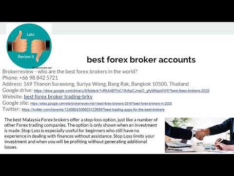 best-forex-broker-accounts