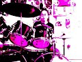 Linda Medina Playing Drums(Tama Rockstar)