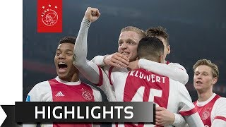 Highlights Ajax - PSV