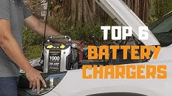 Best Car Battery Charger in 2019 - Top 6 Car Battery Chargers Review