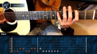 "Cómo tocar ""Stand By Me"" en Guitarra (HD) Tutorial - Christianvib"
