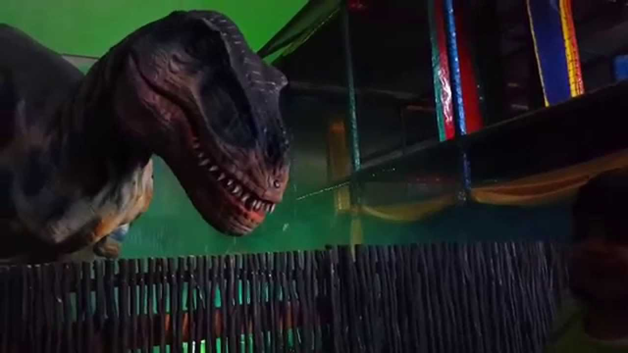 The Dino Expo Takes Johannesburg Zoo By Storm Youtube