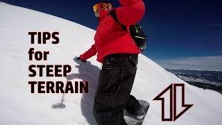 Steep Terrain Tips