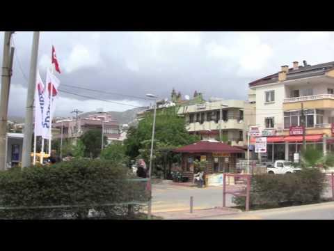 Marmaris, Turkey - April 2012