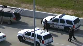 Houston Police Chase Crazy Police Pursuit Unknown Finish Epic
