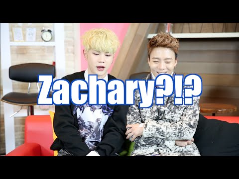 Kpop Stars Pronounce Western Male Names