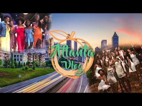 VLOG | Atlanta Birthday Trip