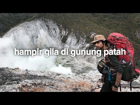 SEBUAH JURNAL #8: Patah? Semangat! Part 2 (Gunung Patah, Bengkulu)