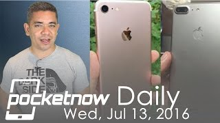 iPhone 7 Pro dummy leaks, Galaxy Note 7 event & more - Pocketnow Daily