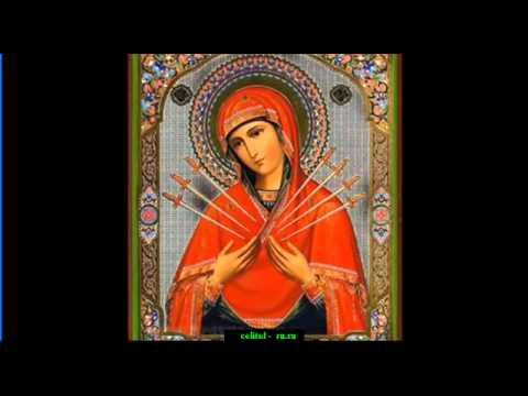 Венец безбрачия ослабляют молитвой к Богородице.