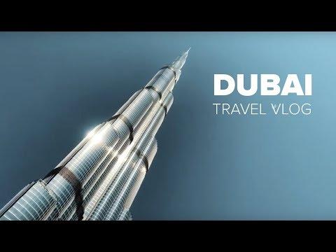 Dubai, United Arab Emirates | Travel Vlog
