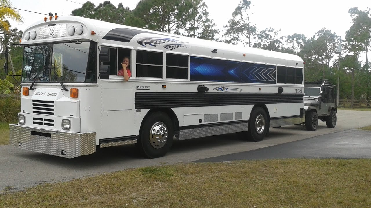 bus conversion youtube