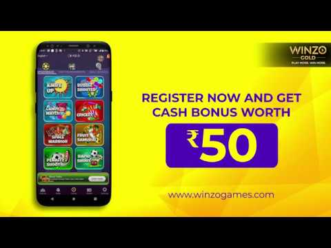 WinZO - Play & Win Real Cash