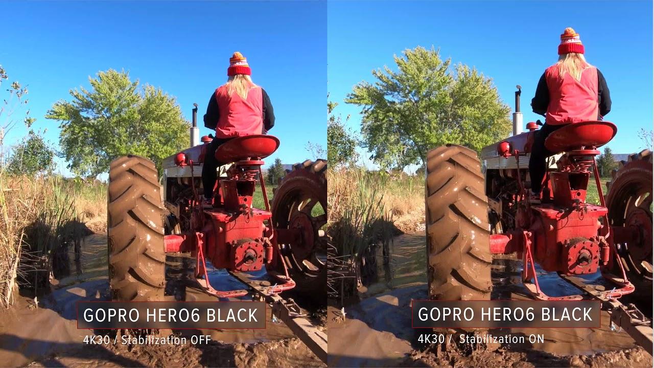 GoPro Stabilization: HERO6 Black vs Premiere Pro Warp vs FCPX