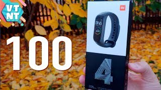 100 Дней с Xiaomi Mi Band 4   Опыт Использования!