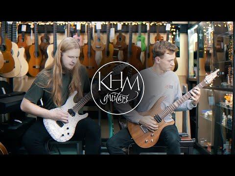 Khmelevskiy Guitars в Гитар-Гитар