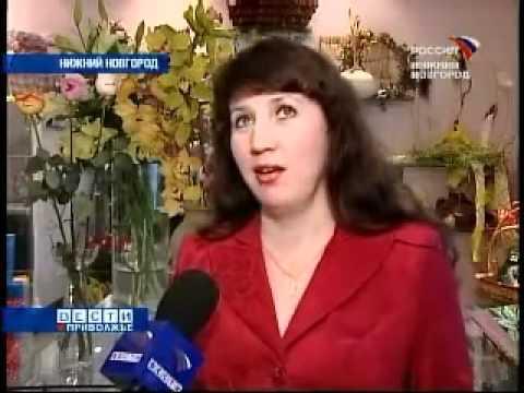 Ultra Skin - надписи и фото на цветы, канал Вести Россия.mp4