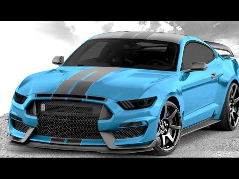 2016 Saleen Mustang >> 2017 - 2018 Shelby GT Mustang - Exhaust Note - YouTube