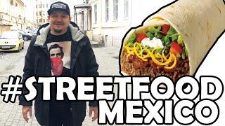 #STREETFOOD ОБЗОР | МЕКСИКАНСКАЯ КУХНЯ | ПРОБУЕМ НАСТОЯЩИЙ БУРИТО