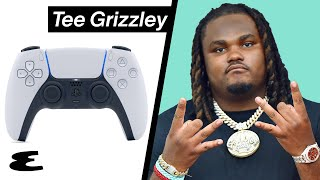 Tee Grizzley Opens Up His Home Gaming Room | Curated | Esquire