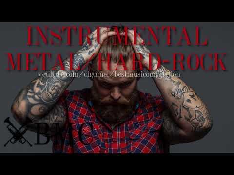Смешать хэви-метал и хард-рок музыку инструментальных метала, чтобы поднять настроение сильным