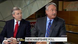 Castellanos and McMahon: New Hampshire Cage Match
