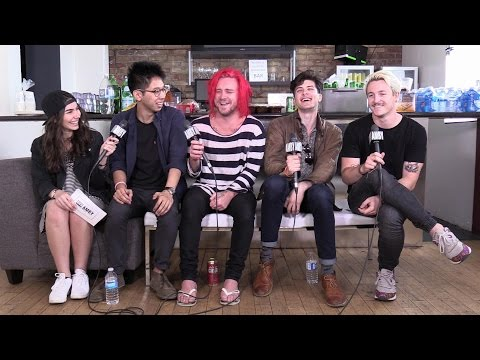 Interview with Magic Man x The Griswolds