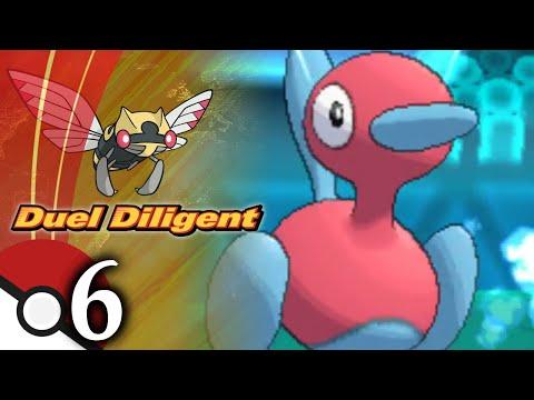 [Wi-fi] Ep#06 • Tournoi Pokémon Duel Diligent ! - Cryo Crypto Porygon2 !