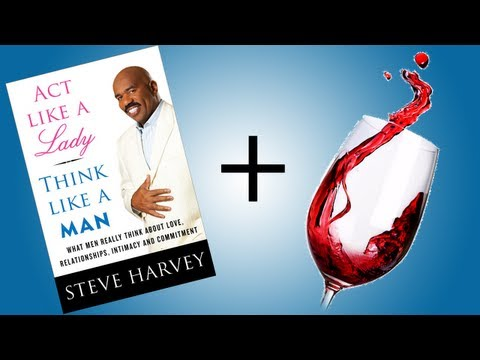 Act Like A Lady, Think Like a Man -- Tipsy Book Review