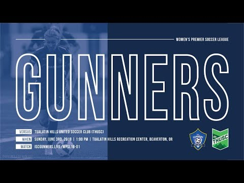 WPSL 2018  Game 1  ISC Gunners vs THUSC