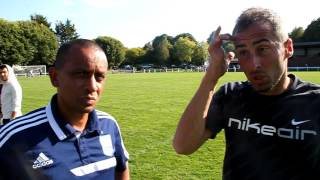 CS Queven - US La Montagnarde : Interview des Coachs