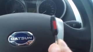 Datsun on-Do. Датсун он-До, 1 год эксплуатации. Недостатки. Часть 1