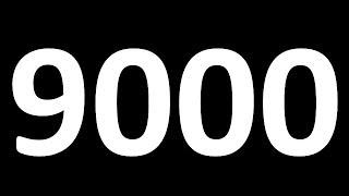 My 9000th Video.