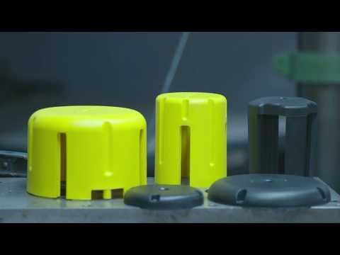 Ferramental impresso em 3D