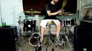 MUSE - Undisclosed Desires (drum cover)
