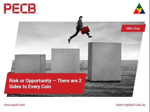 Risk or Opportunity – There are 2 Sides to Every Coin