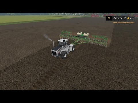 Big Bud Seeding Corn   Big Machines   Farming Simulator 2017   Episode 5