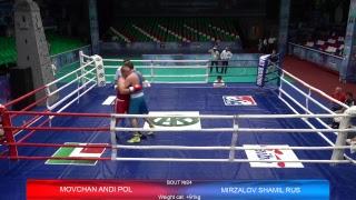 The X international boxing tournament AHMAT-HADJI KADIROV'S MEMORIAL 2018 Grozniy Day 2