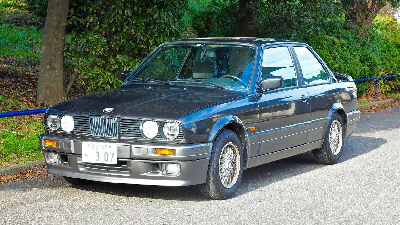 1991 Bmw E30 325i M Technic Coupe Usa Import Japan Auction Purchase Review